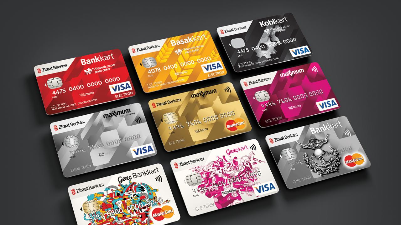 Ziraat Bank Debit Card