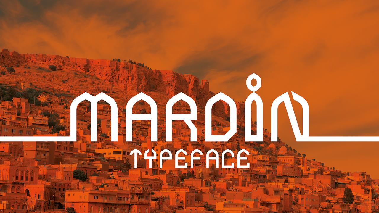 Mardin Logo / Typeface