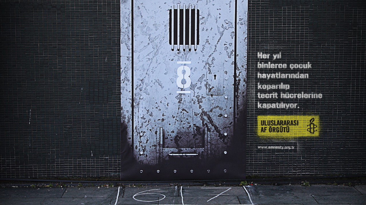 Amnesty International Child Prisoners