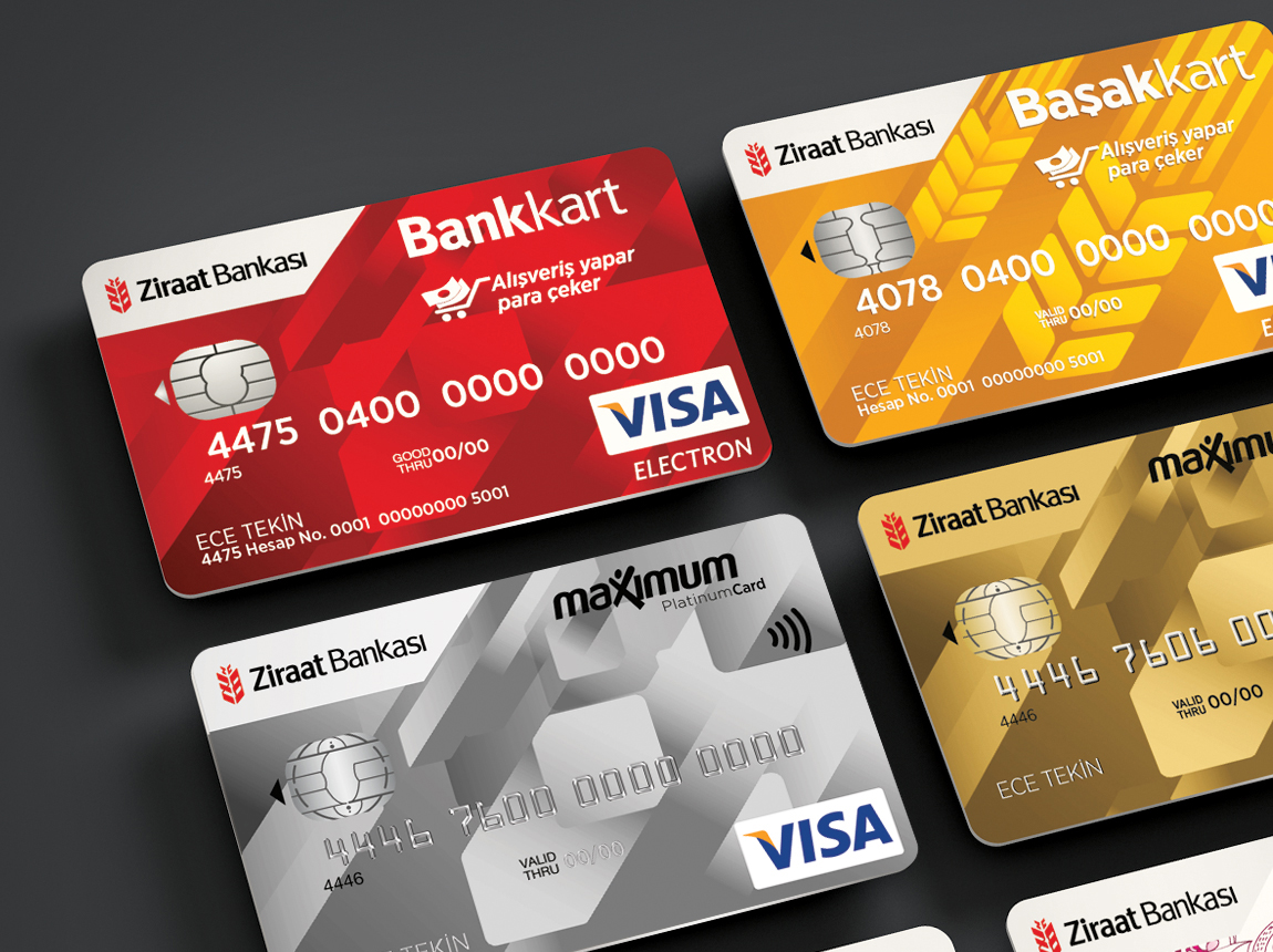 Ziraat Bank Debit Card
